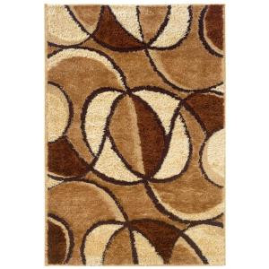 United Weavers Envy Wheat 6 ft. 7 in. x 9 ft. 10 in. Area Rug