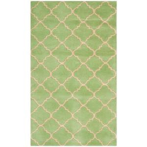 Safavieh Chatham Green 4 ft. x 6 ft. Area Rug