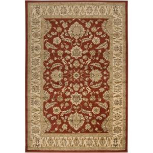 Artistic Weavers Rambouillet Red 5 ft. 3 in. x 7 ft. 6 in. Area Rug-DISCONTINUED
