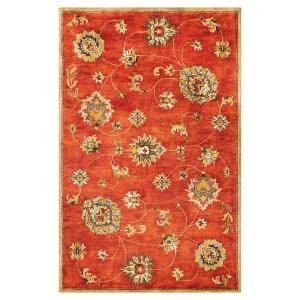 Kas Rugs Today's Mahal Sienna 5 ft. x 8 ft. Area Rug