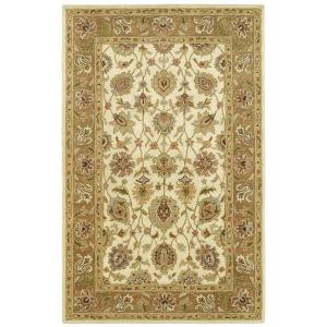 Kaleen Heirloom Deborah Linen 2 ft. x 3 ft. Area Rug