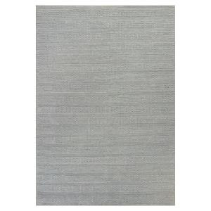 Kas Rugs Woven Braid Grey 8 ft. x 11 ft. Area Rug