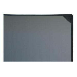 Fresh Air Screens 8 ft. x 7 ft. Garage Door Screen No Zippers