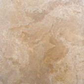 MS International Castle 18 in. x 18 in. Honed-Filled Travertine Floor and Wall Tile