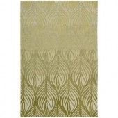 Nourison Island Palms Green 5 ft. x 7 ft. 6 in. Area Rug