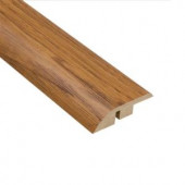 Home Legend Hickory 12.7 mm Thick x 1-3/4 in. Width x 94 in. Length Laminate Hard Surface Reducer Molding