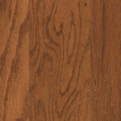 Bruce Oak Autumn Flame Performance Hardwood Flooring - 5 in. x 7 in. Take Home Sample