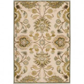 Artistic Weavers Lauren Ivory 5 ft. 1 in. x 7 ft. 6 in. Area Rug