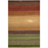 Nourison Tequila Sunrise Harvest 8 ft. x 10 ft. 6 in. Area Rug