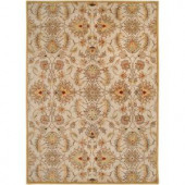 Artistic Weavers John Gold 9 ft. x 12 ft. Area Rug