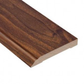 Home Legend High Gloss Ladera Oak 12.7 mm Thick x 3-13/16 in. Wide x 94 in. Length Laminate Wall Base Molding
