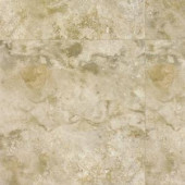 Mohawk Treviso Beige 8 mm Thick x 15.6 in. Width x 15.6 in. Length Laminate Tile Flooring (16.88 sq. ft. / case)