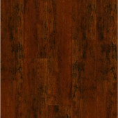 Bruce Cherry Sienna Laminate Flooring - 5 in. x 7 in. Take Home Sample