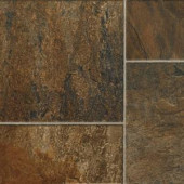 Hampton Bay Canyon Slate Clay 8 mm Thick x 15-5/8 in. Wide x 50-3/4 in. Length Laminate Flooring (22.11 sq. ft. / case)