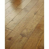 Shaw 3/8 in. x 5 in. Hand Scraped Maple Edge Straw Engineered Hardwood Flooring (19.72 sq. ft. / case)