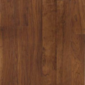 Hampton Bay Tuscan Red Cherry 8 mm Thick x 4-7/8 in. Width x 47 1/4 in. Length Laminate Flooring (19.13 sq. ft./case)