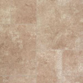 Hampton Bay Lissine Travertine 8 mm Thick x 15-13/16 in. Wide x 47-1/2 in. Length Laminate Flooring (26.09 sq. ft. / case)