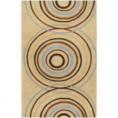 Artistic Weavers Michael Beige 7 ft. 6 in. x 9 ft. 6 in. Area Rug
