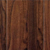 Home Legend Hand Scraped Elm Walnut 3/8 in. Thick x 3-1/2 in. Wide x 35-1/2 in. Length Click Lock Hardwood Flooring (20.71 sq.ft/cs)