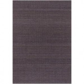 Chandra Amela Black 7 ft. 9 in. x 10 ft. 6 in. Indoor Area Rug