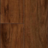 TrafficMASTER Bridgewater Blackwood Laminate Flooring - 5 in. x 7 in. Take Home Sample
