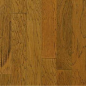 Millstead Hickory Honey 3/8 in. Thick x 4-1/4 in. Wide x Random Length Engineered Click Wood Flooring (20 sq. ft. / case