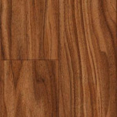 TrafficMASTER Kane Creek Walnut Laminate Flooring - 5 in. x 7 in. Take Home Sample