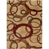 Artistic Weavers Sierra Beige 7 ft. 10 in. x 10 ft. 3 in. Area Rug