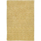 Kaleen Renaissance Butterscotch 7 ft. 6 in. x 9 ft. Area Rug