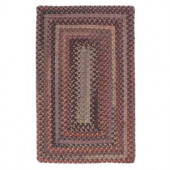 Colonial Mills Ridgevale Stone Harbor 12 ft. x 15 ft. Braided Area Rug