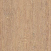 Home Legend Hand Scraped Strand Woven Ashford 3/8 in. Thick x 5-1/8 in. Wide x 36 in. Length Click Lock Bamboo Flooring