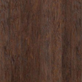 TrafficMASTER Shelton Hickory Handscraped 12 mm Thick x 5.43 in. Wide x 48 in. Length Laminate Flooring (17.99 sq. ft. / case)