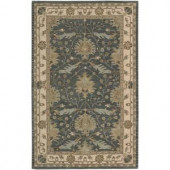 Nourison Rug Boutique Oasis Blue 5 ft. x 8 ft. Area Rug