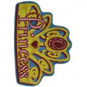 LA Rug Inc. Supreme Shy Princess Multi Colored 31in. x 47 in. Area Rug