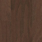 Bruce Oak Nature's Brown Performance Hardwood Flooring - 5 in. x 7 in. Take Home Sample
