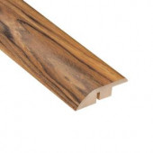 Home Legend Hawaiian Tigerwood 12.7 mm Thick x 1-3/4 in. Width x 94 in. Length Laminate Hard Surface Reducer Molding