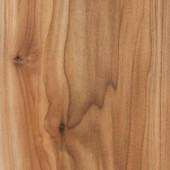 Hampton Bay High Gloss Desert Rose Fruitwood Laminate Flooring - 5 in. x 7 in. Take Home Sample
