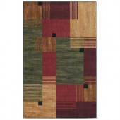Mohawk Alliance Multi 8 ft. x 10 ft. Area Rug