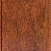 Hampton Bay High Gloss Keller Cherry 8mm Thick x 47-3/4 in. Length x 5 in. Wide Laminate Flooring (13.26 sq. ft./case)