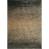 Home Dynamix Sizzle Gray/Beige 5 ft. 3 in. x 7 ft. 2 in. Area Rug