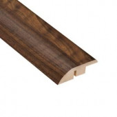 TrafficMASTER Spanish Bay Walnut 12.7 mm Thick x 1-3/4 in. Wide x 94 in. Length Laminate Hard Surface Reducer Molding