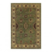 Kaleen Presidential Picks Cooks Landing Celery 8 ft. x 10 ft. Area Rug