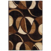 United Weavers Envy Coffee 5 ft. 3 in. x 7 ft. 6 in. Area Rug