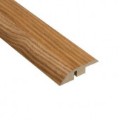 Home Legend Cottage Chestnut 12.7 mm Thick x 1-3/4 in. Wide x 94 in. Length Laminate Hard Surface Reducer Molding