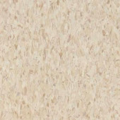 Armstrong Imperial Texture VCT 3/32 in. x 12 in. x 12 in. Sandrift White Standard Excelon Vinyl Tile (45 sq. ft. / case)