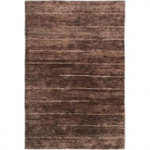 Anaki Chocolate 8 ft. x 11 ft. Area Rug
