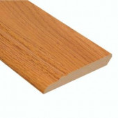 Home Legend Honey Oak 12.7 mm Thick x 3-13/16 in. Wide x 94 in. Length Laminate Wall Base Molding