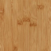 TrafficMASTER Allure Traditional Bamboo-Dark Resilient Vinyl Plank Flooring - 4 in. x 4 in. Take Home Sample
