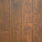 Innovations Henna Hickory 8 mm Thick x 11.52 in. Wide x 46.52 in. Length Click Lock Laminate Flooring (18.60 sq. ft. / case)