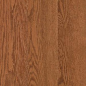 Mohawk Raymore Oak Gunstock 3/4 in. Thick x 5 in. Wide x Random Length Solid Hardwood Flooring (19 sq. ft./case)